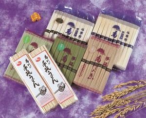 お買い物、お贈答品に、「菊川そうめん」はいかがですか? 写真