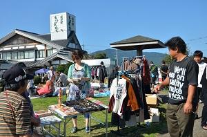 10月25日(日) 第20回フリーマーケット開催! 写真