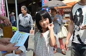 6月12日 「菊川そうめんの日」 イベント開催! 写真